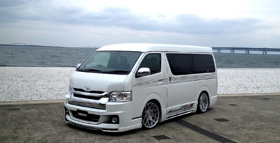 日本製の最高品質エアロとホイールならダイナスティ