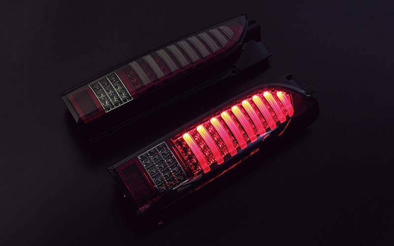 ライティングバー LEDテールランプ ダイナスティ