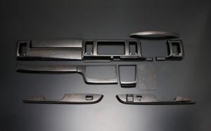 ハイエース200系4型インテリアパネル14ピース ダイナスティ