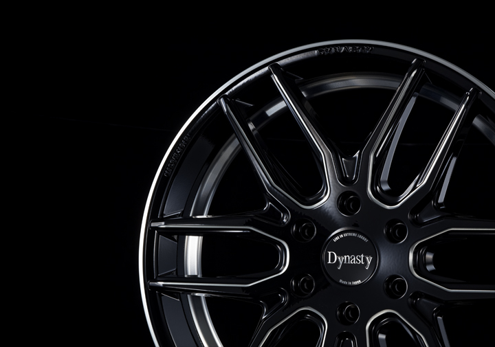 Dynasty ダイナスティ ホイール VELVET V6